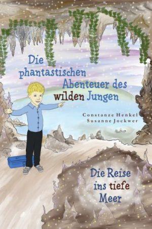 """Coverbild """"Die Reise ins tiefe Meer"""" - Kinderbuch"""