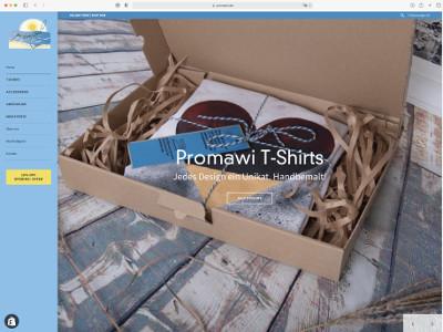 Promawi by Constanze Henkel - handbemalte T-Shirts und Amigurumi